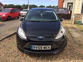Ford Fiesta Zetec S 1.6 tdci for sale - £4250 FSH