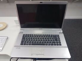 Sony Vaio with 16.4 screen