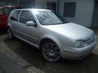 VW GOLF 1.9 GT TDI,,,MOT EXPIRED,,,