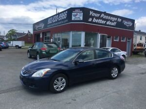 2011 Nissan Altima 2.5 Leather