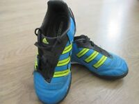 Adidas Predator trainers size 11.5