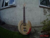 novelty toilet seat guitar, just needs painting