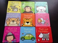 That's not my... books bundle
