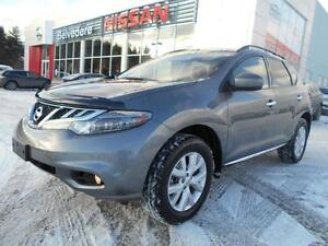 2013 Nissan Murano AWD  CUIR TOIT PANORAMIQUE