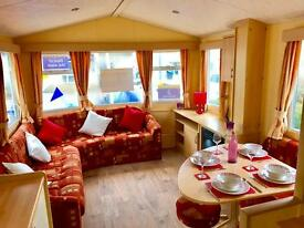 💥AMAZING STARTER STATIC CARAVAN HOLIDAY HOME NORTH WEST LANCASHIRE💥