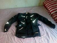 Mens motorbike jacket