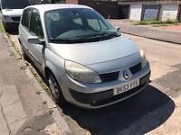 Renault Megane scenic 1.4 **VERY LOW MILEAGE 33k**