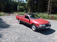 Ford, SIERRA, 1991, 1753 (cc)