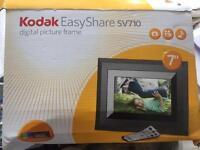 Kodak Easyshare SV710 7 Inch Digital Picture Frame