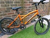 Muddy fox kids mountain bike