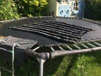 Tp Octagonal Trampoline.12 ft, Can Deliver Locally dismantled