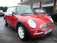 MINI HATCH COOPER 1.6 COOPER 3d 114 BHP (red) 2002