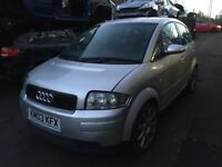 audi A2 2003 1.6 petrol 3dr - Wheel Bolt - Breaking For Spares Also