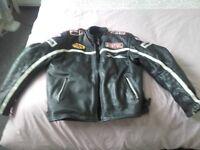 Predator Motorcycle Jacket (Retro style).