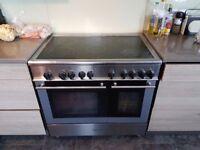 kenwood electric cooker range