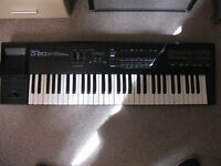 Vintage Roland D20 Synth
