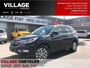 2016 Honda CR-V SE|AWD|Backup Cam|Heated Seats|Keyless