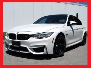 2015 BMW M3 +LOADED+BMW WARRANTY