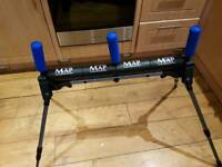 2 Map dual pole rollers