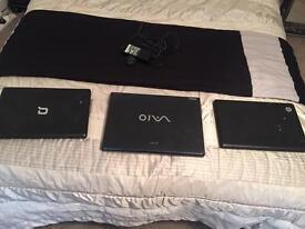 Three Laptop