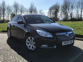 2009 VAUXHALL INSIGNIA 1.8 SRI VVTI 16V PETROL MANUAL 5 DOOR HATCHBACK