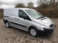 2013 Peugeot Expert 2.0 HDi Professional, 2 KEYS, FULL SERVICE HISTORY, NO VAT (Citroen Dispatch)