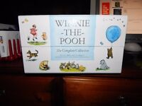 Winnie The Pooh Complete Collection, box set