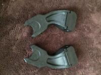 Pram and car seat adaptors type 2