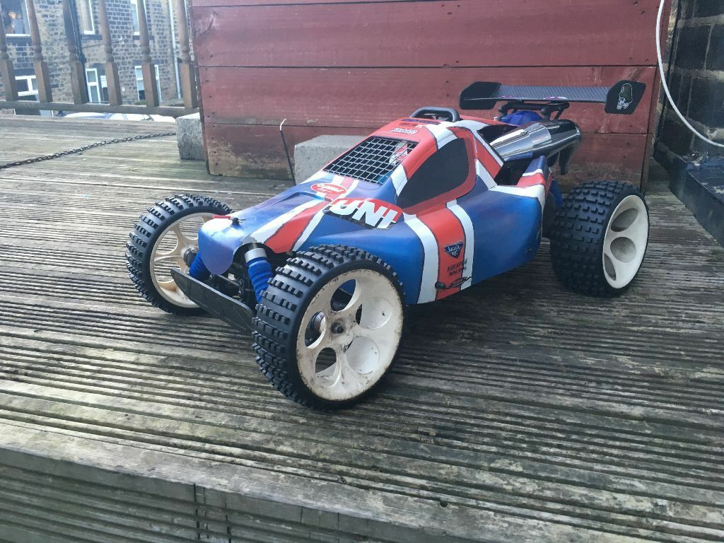 Used Petrol Remote Control Cars