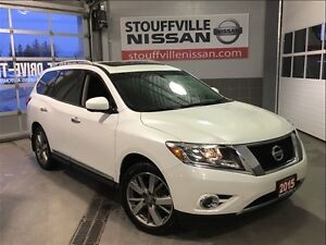 Nissan Pathfinder platinum loaded dvd, nav nissan cpo rates from