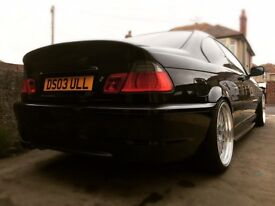 Bmw e46 2.2 mapped