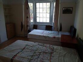 One Double Room & One Single Room