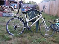 apolo xc26 ladys bike as spares and repairs for £8