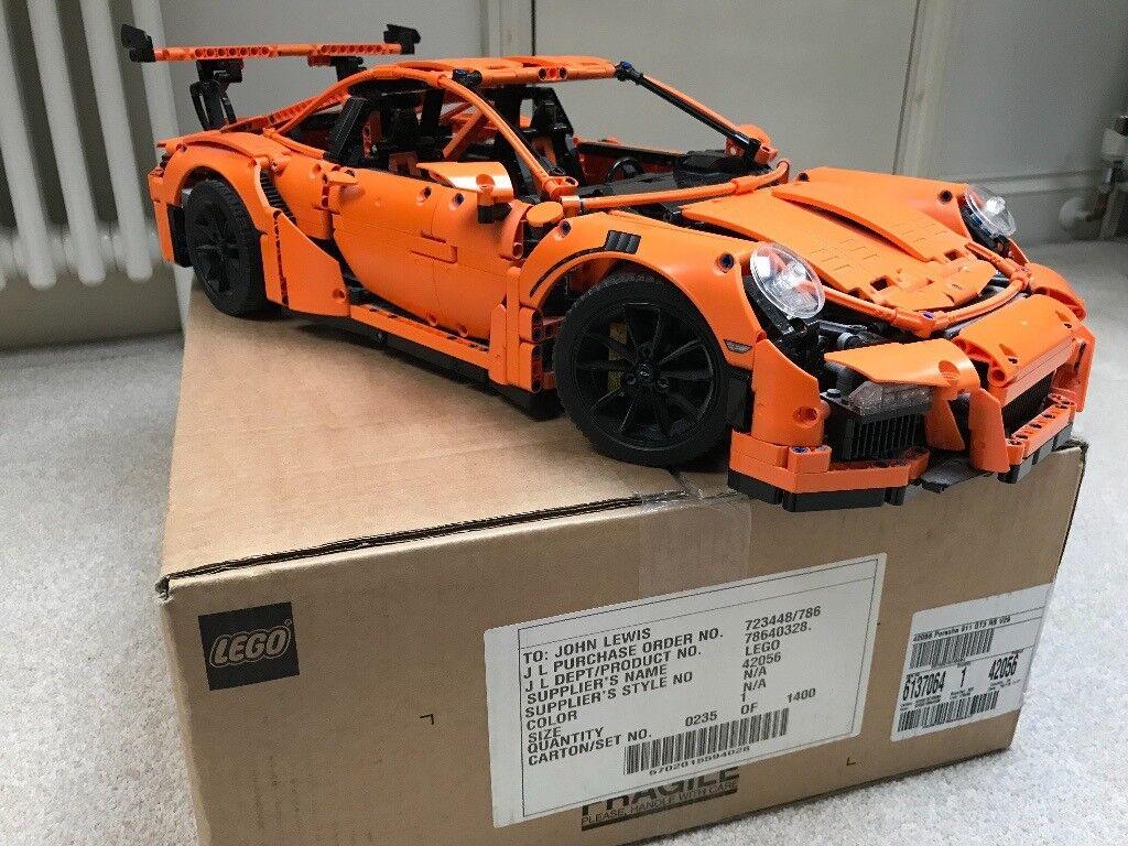 Lego Technic Porsche 911 Gt3 Rs New In Box London Ec2a Se4 In Brockley London Gumtree