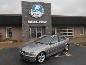 2004 BMW 325 i AS TRADED! WORKS GREAT!