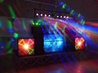 Mobile disco. Glam 'n Cheese 60's - 80's. Big Screen Karaoke Nights. Also Children's Parties.