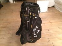 Golf Bag - Callaway Warbird Carry / Stand Bag **Brand New**