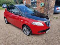 Chrysler Ypsilon 1.2 Black&Red (s/s), £30 year tax, 2 owner, History, 2 keys, MOT. Stunning car.