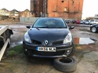 RENAULT CLIO DYNAMIQE 1.4L SPARES AND REPAIRS