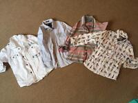 4 boys shirts age 5