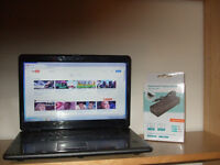 E system 15.6 Widescreen Laptop (wi fi and internet ready)