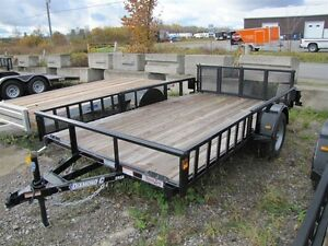 2016 Diamond C 6.5x12 ATV Trailer Peterborough Peterborough Area image 1