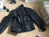 Leathers jacket trousers