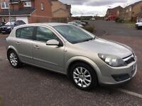 VAUXHALL ASTRA DESIGN 1.6 2005 (ONLY 78000 MILES) MOT SEPT 2017 AS FOCUS MEGANE GOLF 307 207 CORSA