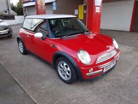 MINI Hatch Cooper 1.6i 16v 3dr, Service History, great condition