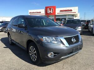 2013 Nissan Pathfinder S AWD/winter tires
