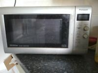 Good working condition Panasonic Combination Microwave