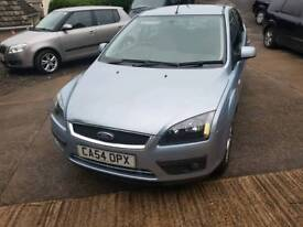 Ford focus 1.6 new mot