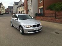 BMW 1 SERIES 2.0 116D SPORT 3DR DIESEL! 2010! 12 MONTHS MOT! 70K MILES! GOOD CONDITION!!!