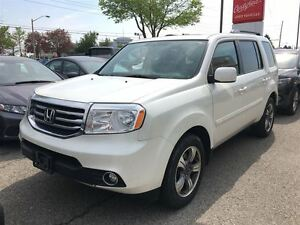 2015 Honda Pilot SE | ONE OWNER | REAR CAM | DVD | ALLOYS | AWD